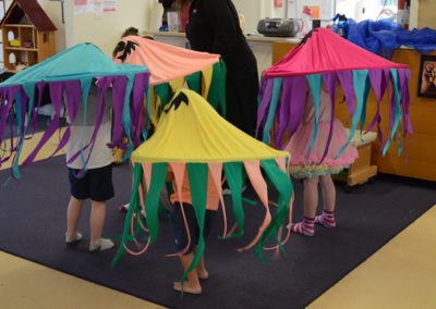 Incursions Gallery - 4 year old group - Drama Under the Sea 2