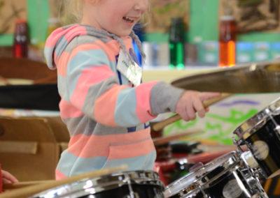 Indoor Gallery - Drums