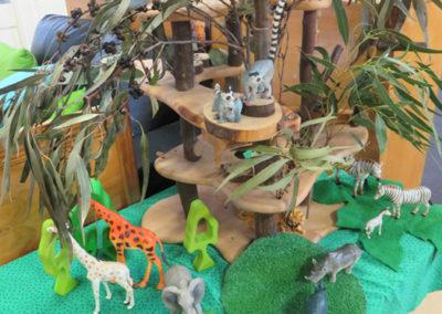 Indoor Gallery - Jungle