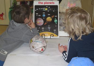 Indoor Gallery - Planets