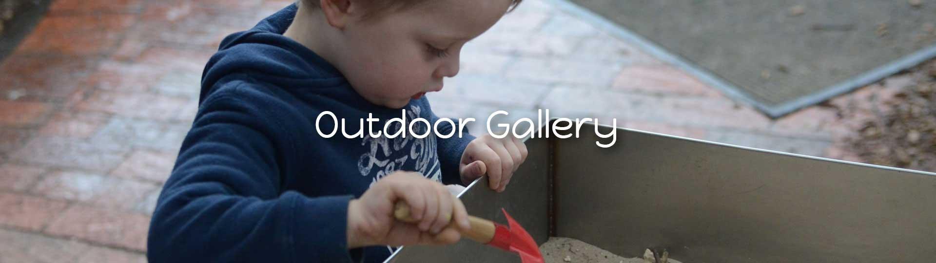 outdoors photos at park orchards kindergarten