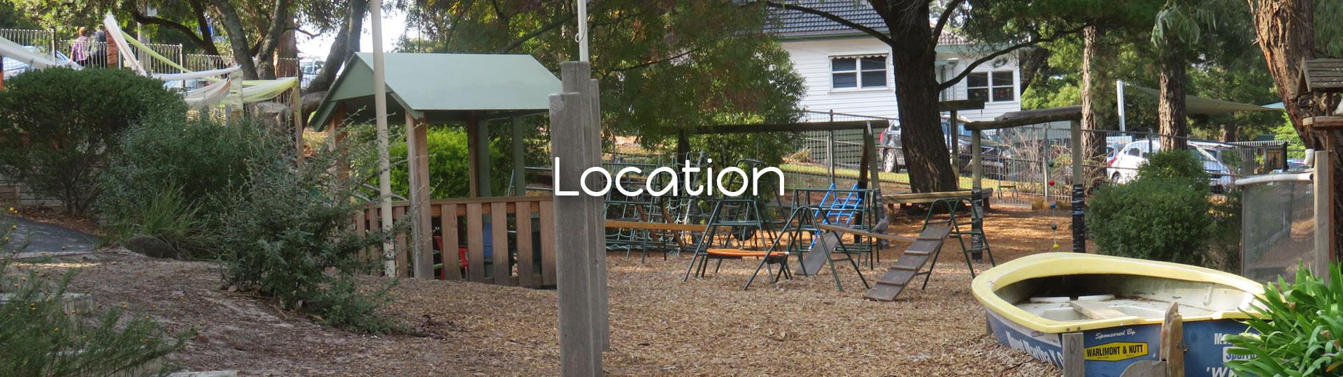 park orchards kinder location