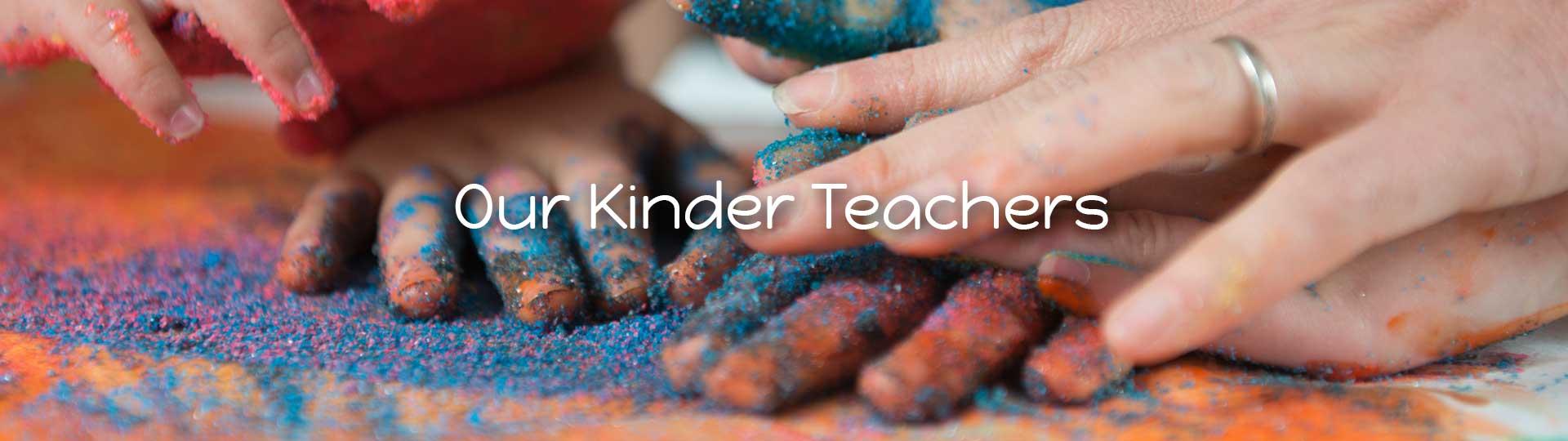 teachers at park orchards kinder