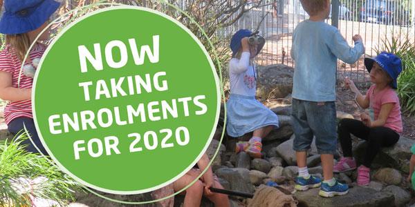 enrolments for 2020 park orchards kinda