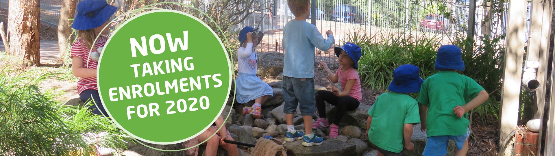 enrolments park orchards 2020